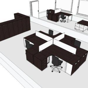 Prodamo podjetje za prodajo pisarniškega pohištva in stolov