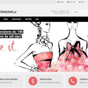 Internetna prodaja preko spletnih portalov spedenana.si, spedenan.si, spedenaj.me in celotni poslovni model spletne prodaje